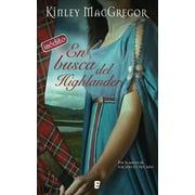 En busca del Highlander (Los MacAllister 2) - eBook