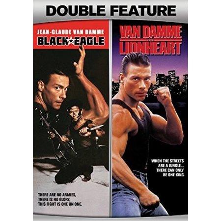 Black Eagle / Lionheart (DVD)