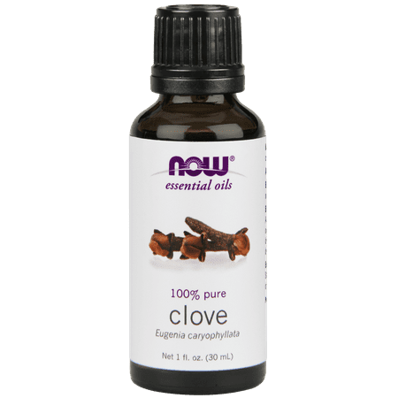 NOW Clove Oil 1 Oz - Tooth Paint