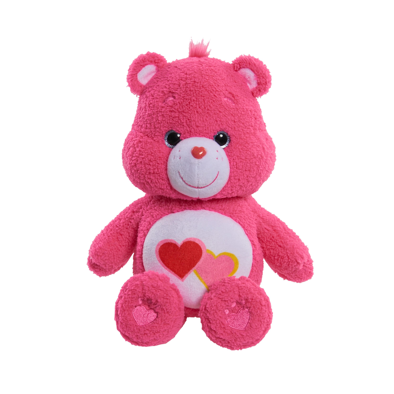Care Bear Large Plush - Love-A-Lot Bear