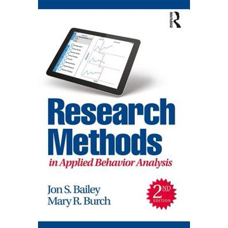 Research Methods in Applied Behavior Analysis (Applied Meta Analysis For Social Science Research)
