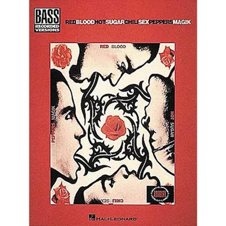 Hal Leonard Red Hot Chili Peppers Bass Tab Book (Red Hot Chili Peppers Scar Tissue Tab)