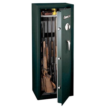 how to open a sentry combination safe