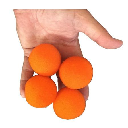 Sponge Balls for Magic Tricks - 2 inch