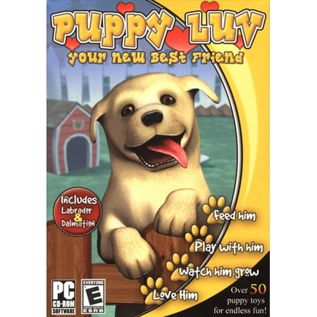 Activision Puppy Luv Pet Simulator for Windows PC
