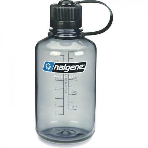 Nalgene BPA Free Tritan Narrow Mouth 16 Oz Water Bottle, Purple - Nalgene