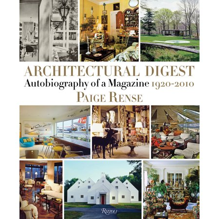 Architectural Digest : Autobiography of a Magazine 1920-2010 - Golf Digest Magazine