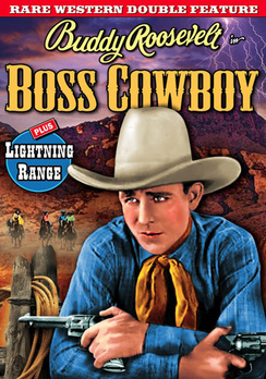 Boss Cowboy   Lightning Range (DVD) by