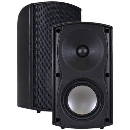 OSD Audio Outdoor AP490 100 W RMS Indoor/Outdoor Speaker - 1 Pack - Black