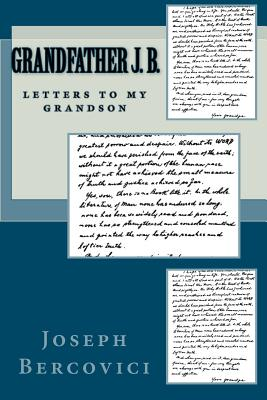 Grandfather J. B.: Letters to My Grandson by