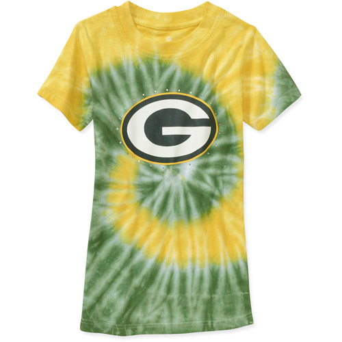 NFL Girls' Green Bay Packers Short Sleeve Tee