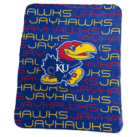 Kansas Jayhawks Classic Fleece (Jayhawks Throw)
