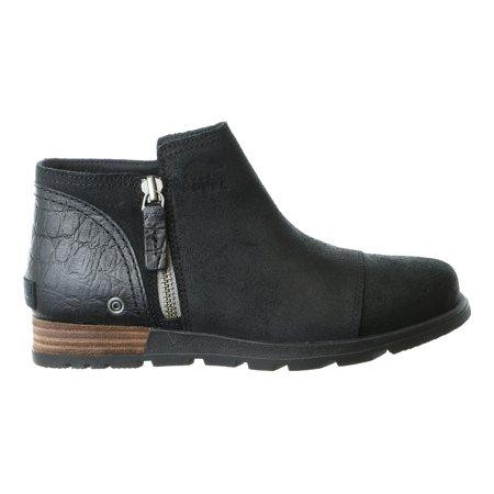 Sorel - Sorel Major Low Bootie Zip Up Ankle Boot Shoe - Womens - Walmart.com 7a347ee8e90