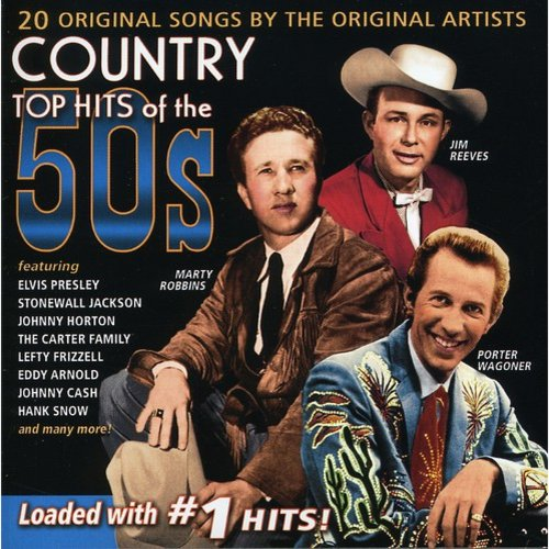 Country Top Hits Of The Fifties