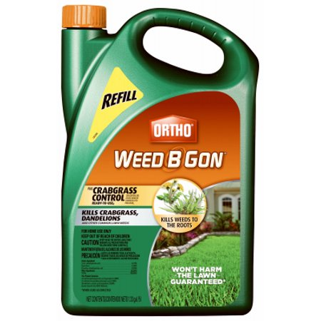 Ortho 0421110 Weed B Gon Max Plus Crabgr Control 44 1 33 Gallon