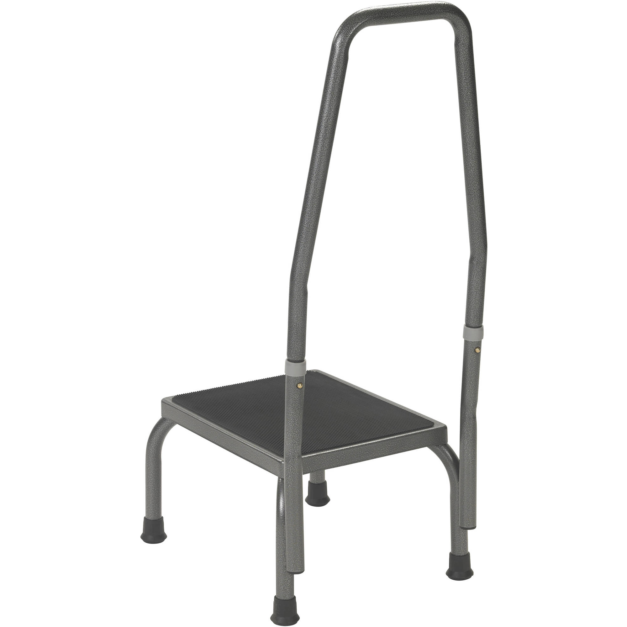 Drive Medical Footstool with Non Skid Rubber Platform and Handrail - Walmart.com  sc 1 st  Walmart & Drive Medical Footstool with Non Skid Rubber Platform and Handrail ... islam-shia.org
