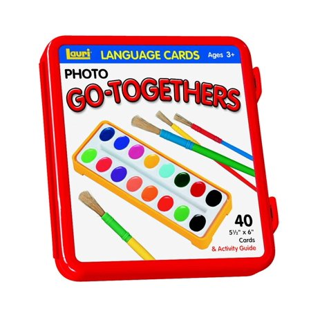 Lauri Photo Language Cards - Go-Togethers, Products that are great fun from children to adults By PlayMonster](Go Together Like)