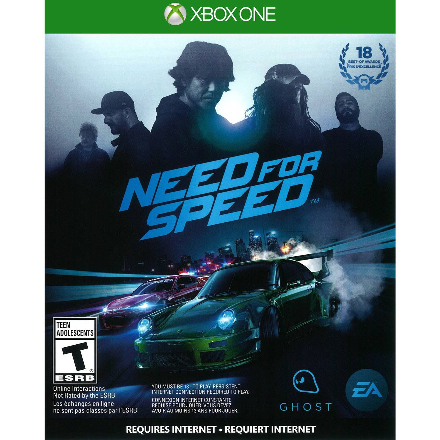 Need For Speed (Xbox One) - Pre-Owned