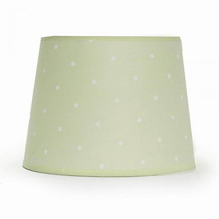 koala baby polka dot baby boy nursery lamp shade green