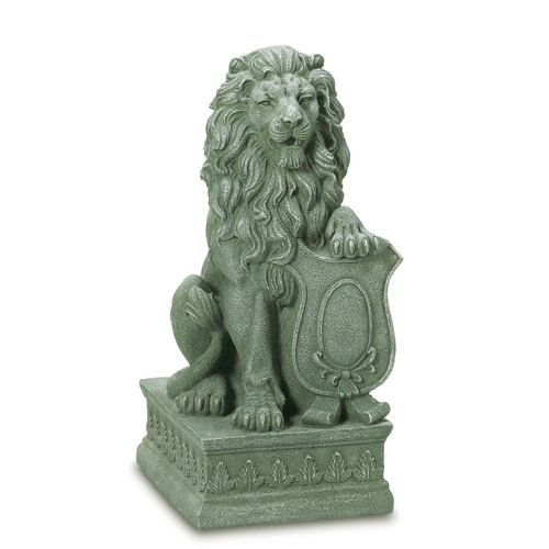Zingz & Thingz Regal Lion Garden Statue by Zingz & Thingz