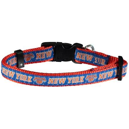 New York Knicks Dog Collar - Dog Halloween Parade New York