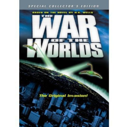 The War Of the Worlds (Widescreen)
