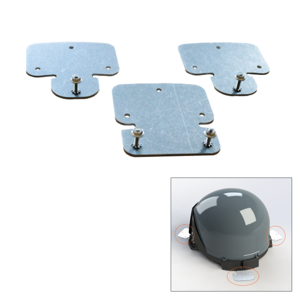 King Controls MB600 Removable Roof Mount Kit
