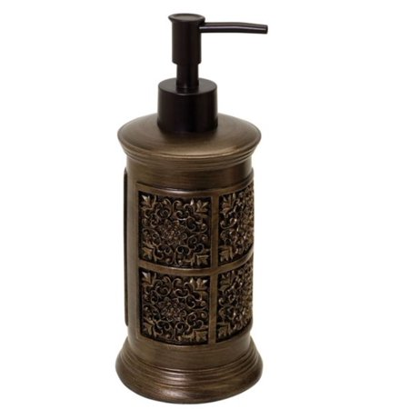 India Ink Imperial Lotion Dispenser in Tuscan Gold