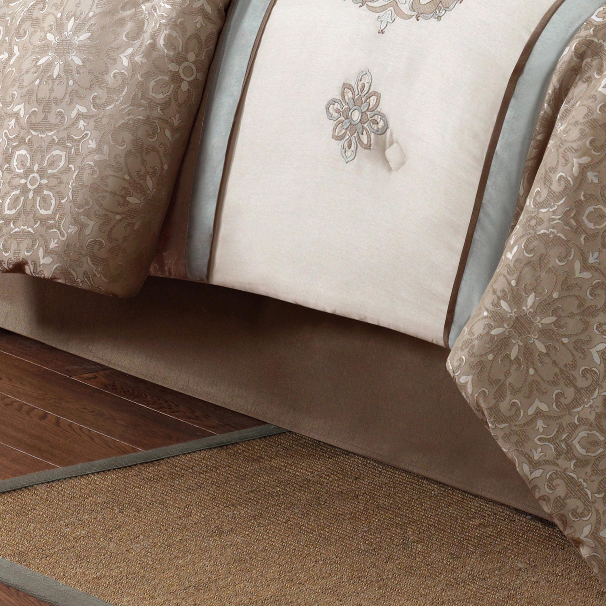 Better Homes and Gardens Medallion 7-Piece Comforter Bedding Set