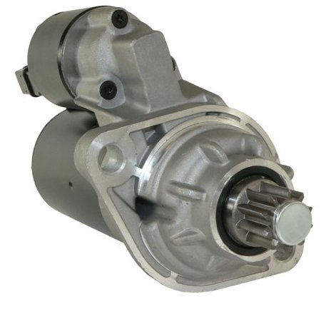 DB Electrical SBO0182 New Starter For 1.8L 1.8 Audi Quattro 01 02 03 04 05 06 2001 2002 2003 2004 2005 2003, 3.2L 3.2 04 05 06 2004 2005 2006, 1.8L 1.8 Volkswagen Auto & Truck Beetle 02 03 04