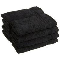 Superior 600GSM Egyptian Quality Cotton 8-Piece Hand Towel Set