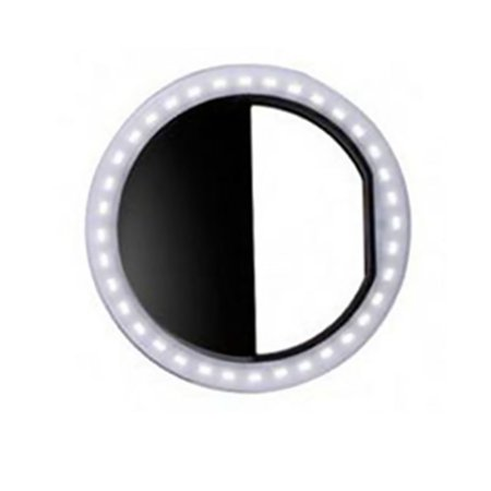 Camera Flash - Selfie Ring Fill Light Flash Led Lamp Camera Photography Video Spotlight for iPhone X 8 7 for Samsung S9 S8 Plus