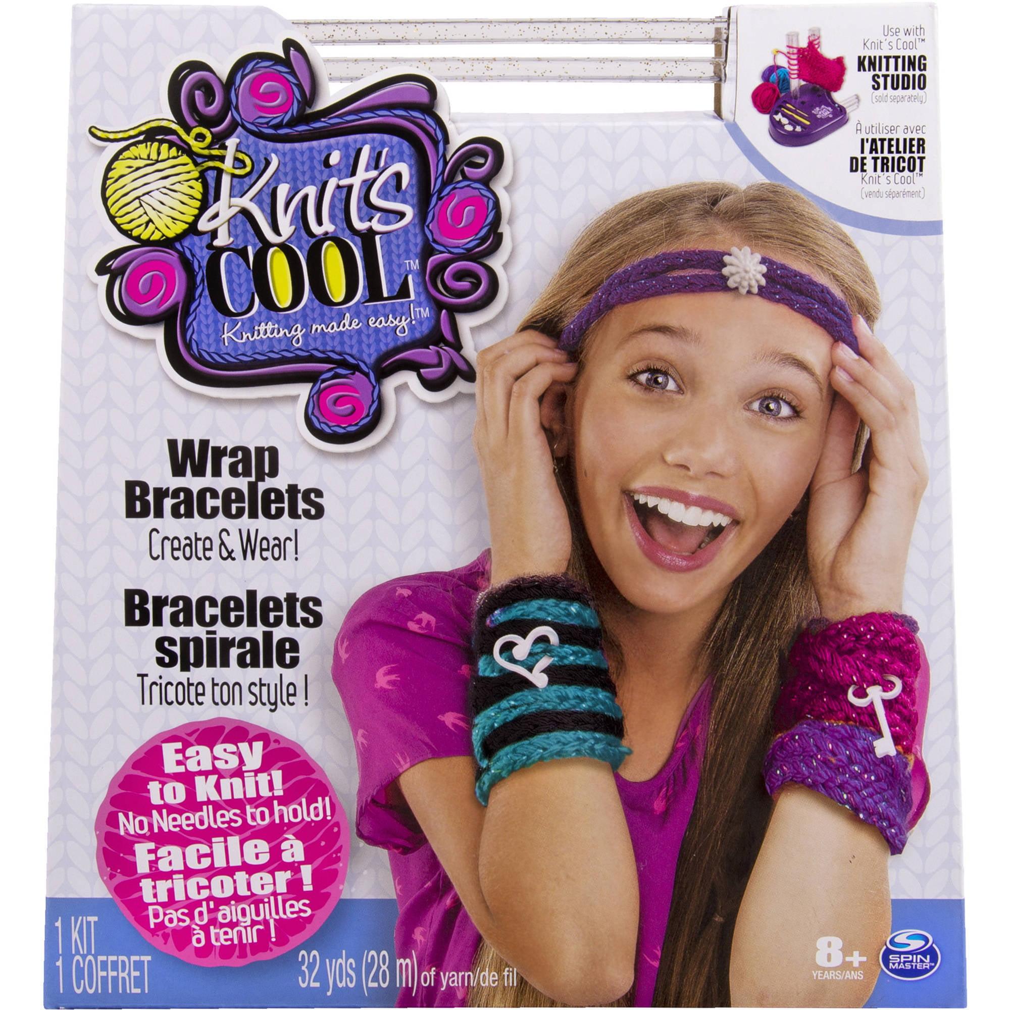 Knit's Cool Bracelet Maker