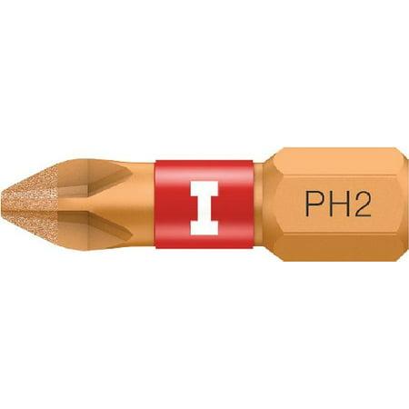 Phl  2 Tek Diamond Insert Bit   2039038   Pack Of 10  Phillips Head  2 Tek Diamond Insert Bit By Hilti