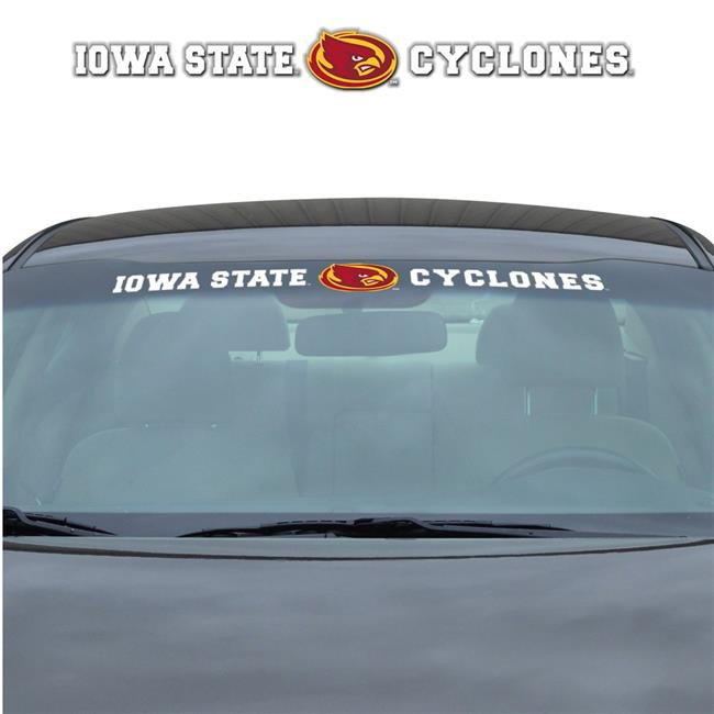 Iowa State Cyclones Decal 35x4 Windshield - image 1 de 1