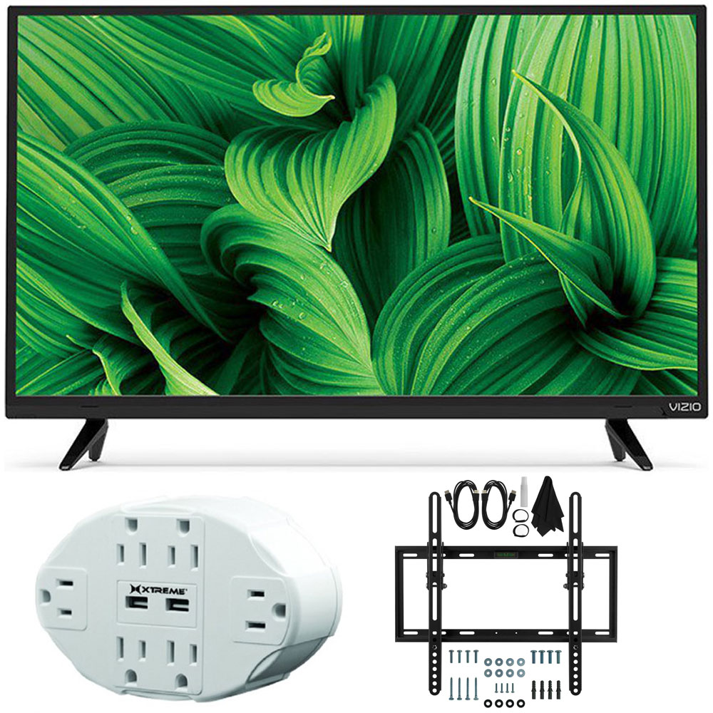 "Vizio D39hn-E0 D-Series 39"" Class Full-Array LED TV w/ Slim Wall Mount"