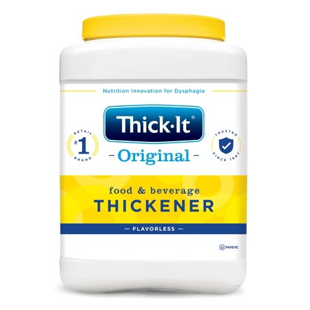 Thick-It Original Food and Beverage Thickener J588-H5800 10 oz 1 Each, Unflavored