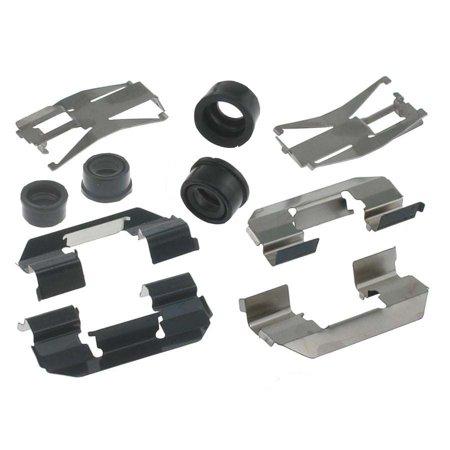 Disc Brake Hardware Kit Front Carlson - Disc Brake Hardware