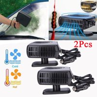 12V 150W Auto Car Heater Car Vehicle Portable Ceramic Heater Heating Cooling Fan Defroster Demister