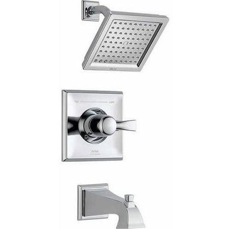 Series Universal Monitor Tub Shower (Delta Dryden Monitor 14 Series Tub & Shower Trim,)