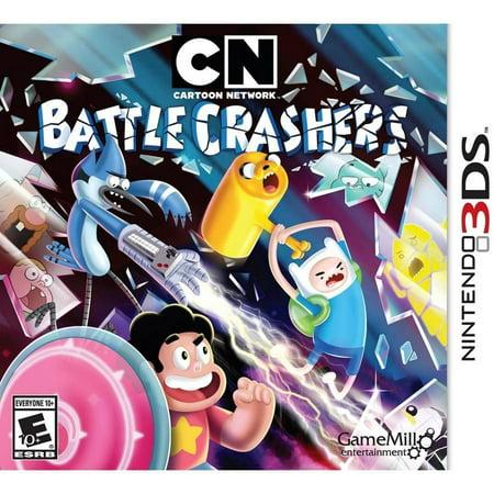 Cartoon Network Brawler  Nintendo 3Ds