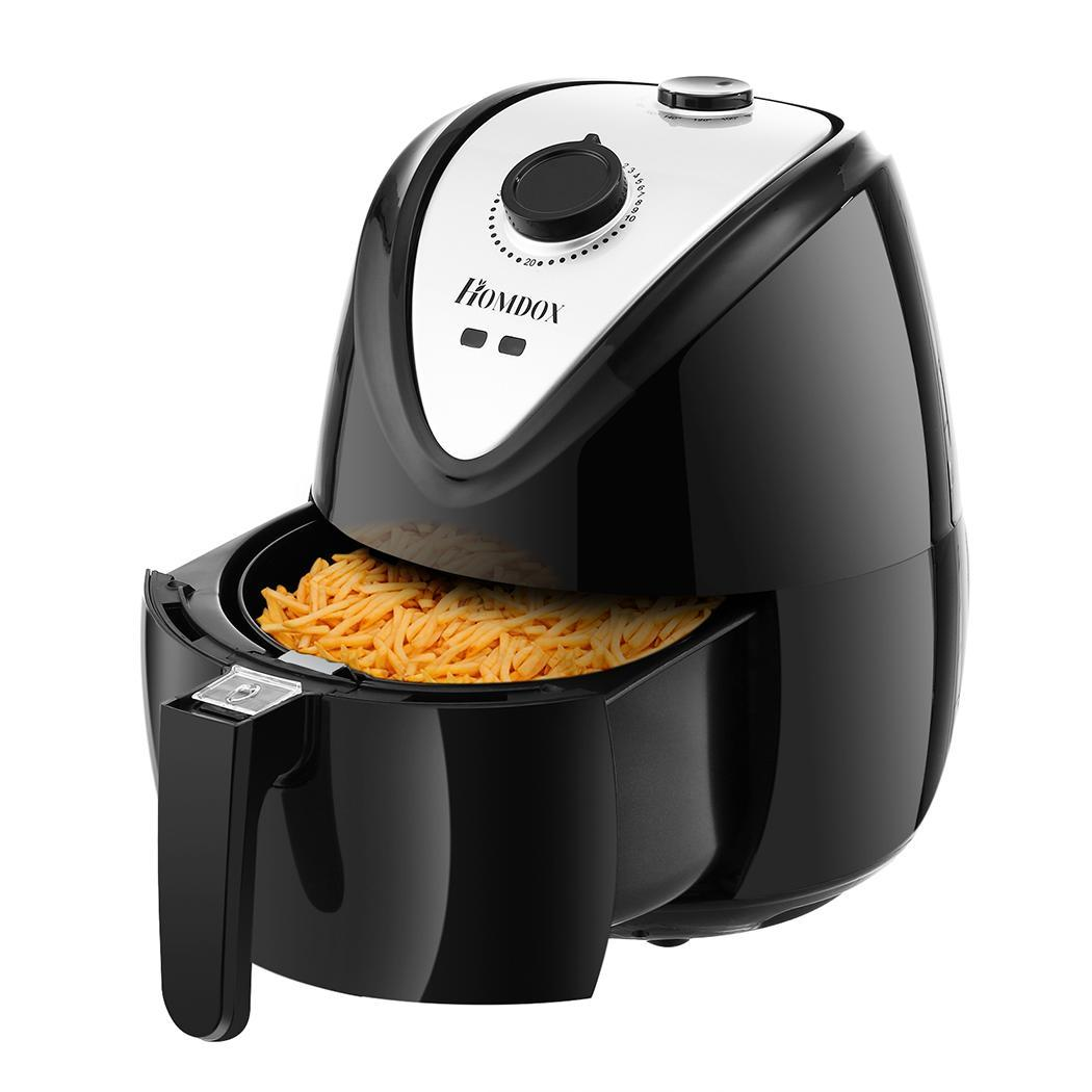 Clearance! 4.5L Electric Air Fryer 1400W Barbecue Home Kitchen Favor