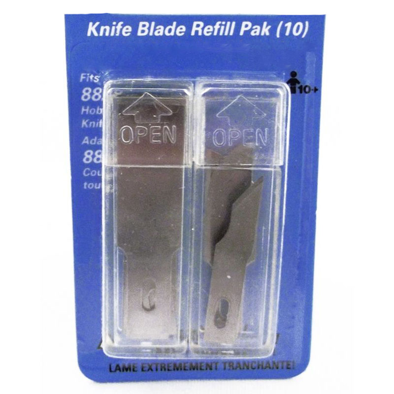 Replacement Hobby Knife Blades