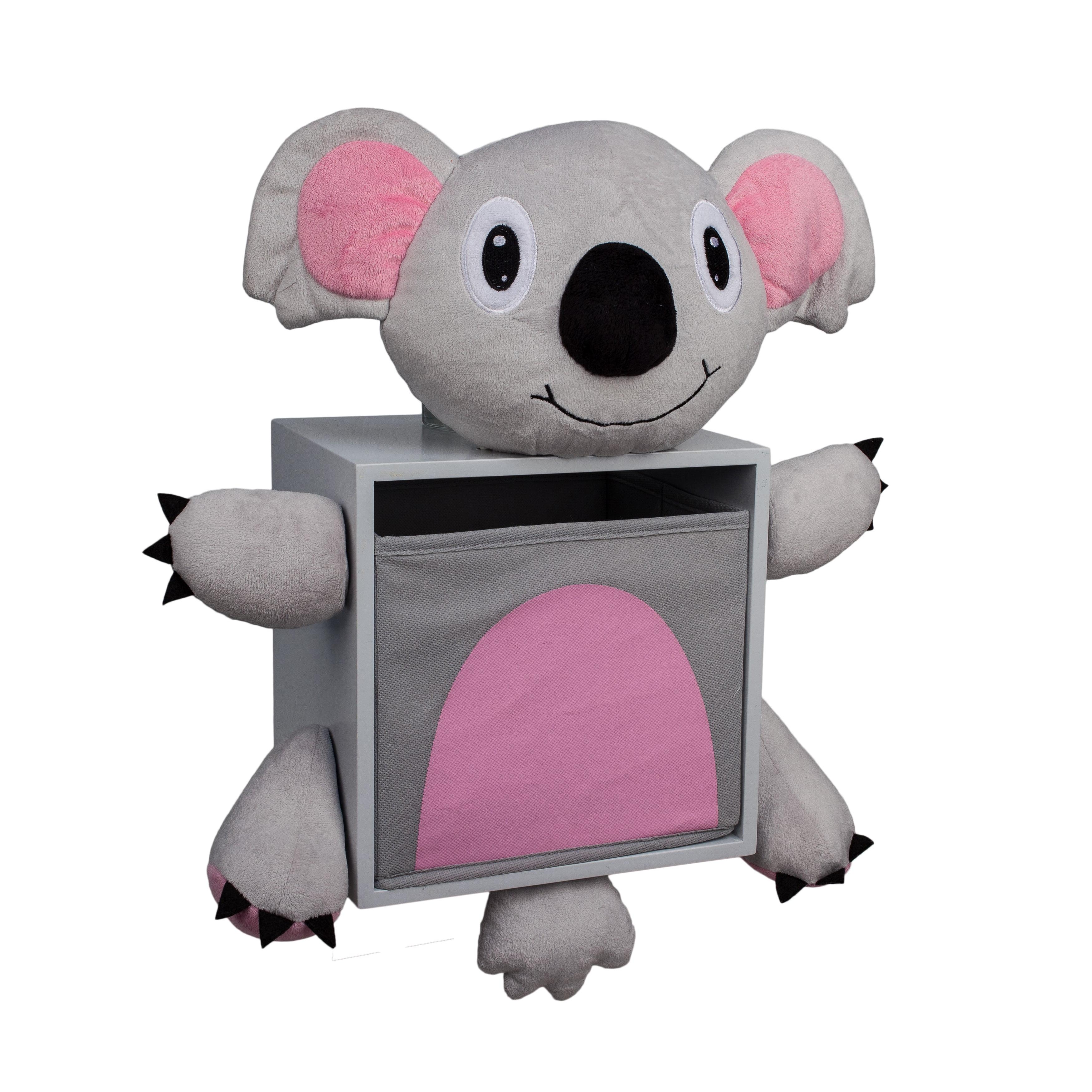 Danya B Koala Bear Kids Wall Storage Bin by Overstock