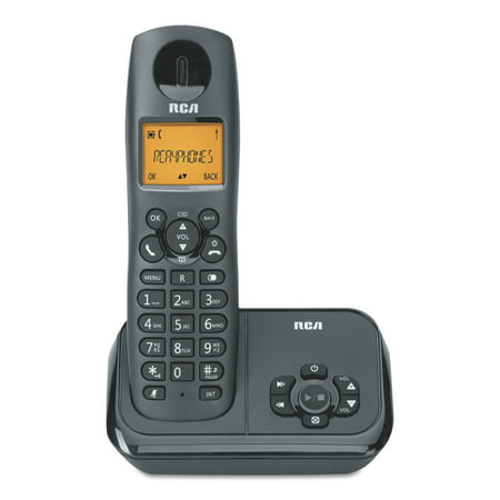 RCA 2162 Series One Line Cordless Phone, DECT 6.0