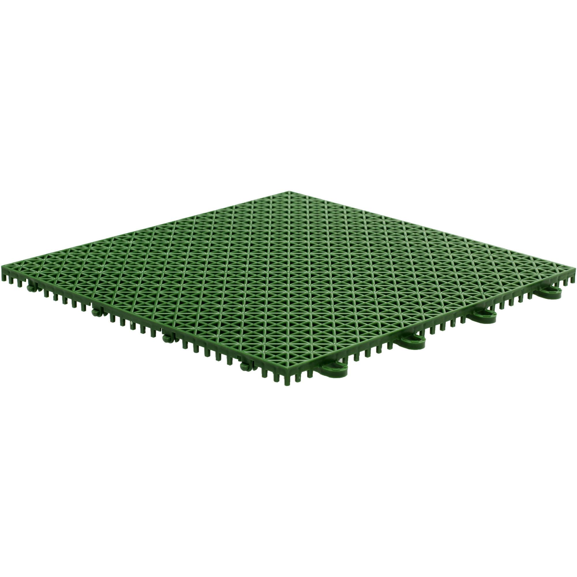 Armadillo Tile 12 X 12 Extreme Green 9 Per Pack Walmart Com Walmart Com