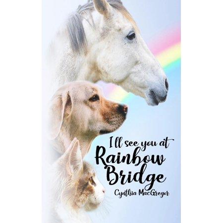 I'll See You at Rainbow Bridge (The New Rainbow Bridge Poem For Dogs)