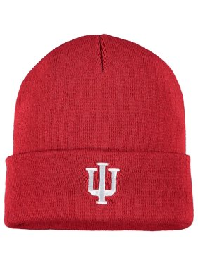 Indiana Hoosiers Russell Athletic Cuffed Knit Hat - Cardinal - OSFA