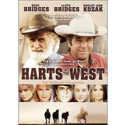 Harts Of The West: The Complete Collection