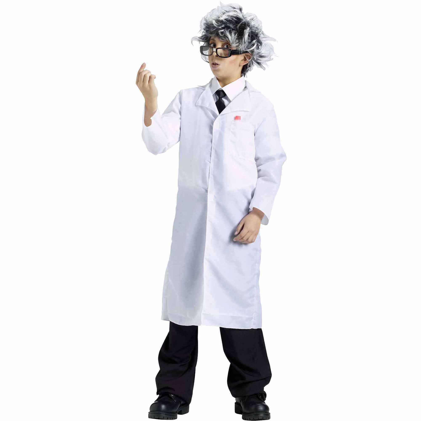NEW DANCE Doctor Costume for Kids Lab Coat Doctor Coat for Kids School Career Day Scientists Doctor Dress Up for Kids